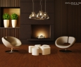 Podłoga Bamboo Click H10 brandy