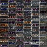 Glass mosaic A-MGL04-XX-009