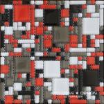 Glass Mosaic A-MGL08-XX-001