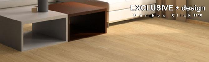 podłoga bambusowa
