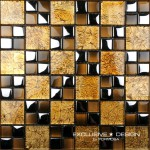 Glass mosaic A-MGL08-XX-035