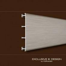 Listwa Morino 50×8,5mm inox
