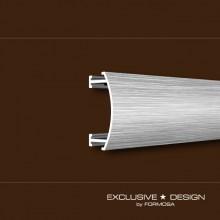 Listwa Morino 25×8,5mm silver