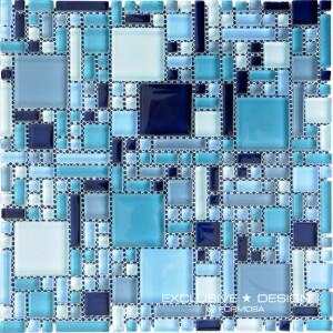 Mozaika szklana A-MGL08-XX-070