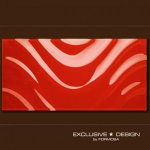 3D Top Wave – red A-TGL08XX-003