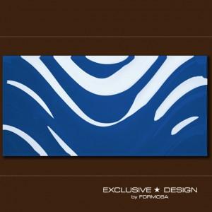 3D Top Wave – blue A-TGL08XX-004