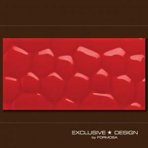 3D Cobble – red A-TGL08XX-008