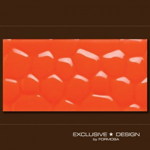 3D Cobble – orange A-TGL08XX-009