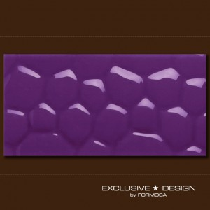 3D Cobble – purple A-TGL08XX-010