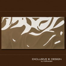 3D Silk – brown A-TGL08XX-019