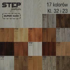 Podłoga winylowa STEP FASHION – Home