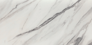 Bianco Carrara – gres szkliwiony RET 30x60cm