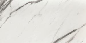 Bianco Carrara – gres szkliwiony polerowany RET 120x60cm